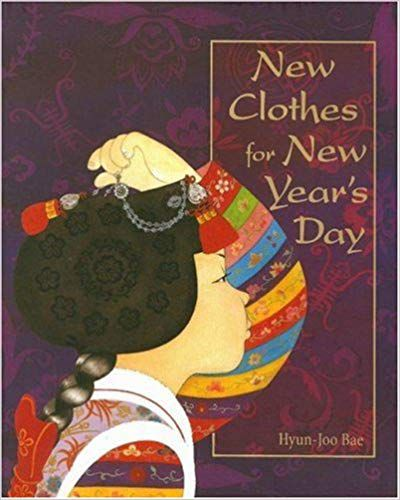 New Clothes for New Year's Day book cover