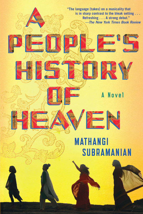 cover image of A People's History of Heaven