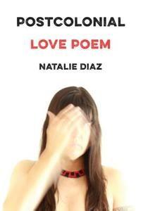 Couverture du poème d'amour postcolonial