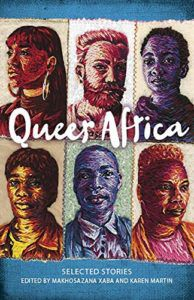 Queer Africa LGBT Anthology cover
