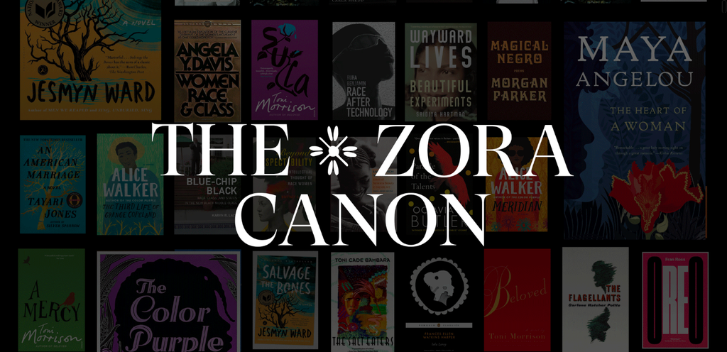 screenshot from https://zora.medium.com/100-best-books-by-black-women-authors-zora-canon-46b3492bdded