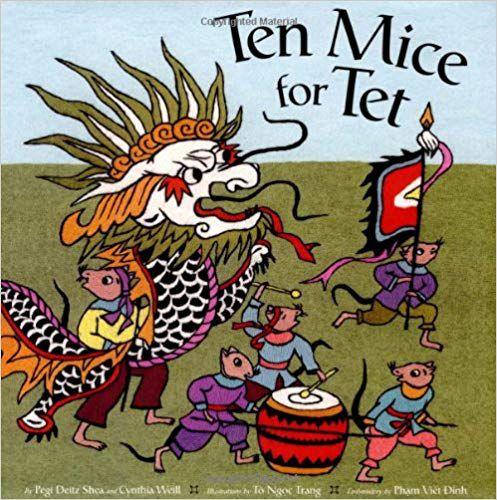 Ten Mice for Tet! book cover