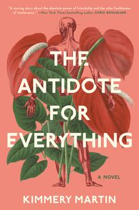 The Antidote for Everything cover