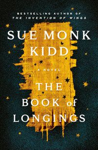The Book of Longings cover