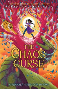 The Chaos Curse cover
