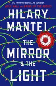 El espejo y la cubierta de luz