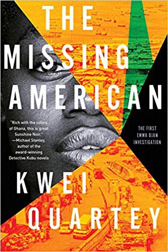The Missing American cover image