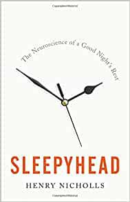 Sleepy head book cover