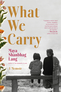 What We Carry cover