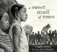 A Sweet Smell of Roses Book Cover