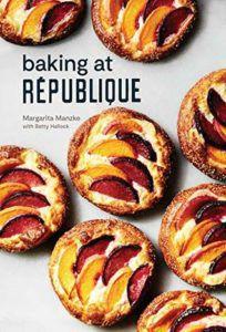 Baking at République by Margarita Manque book cover