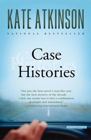 cover of case histories by kate atkinson