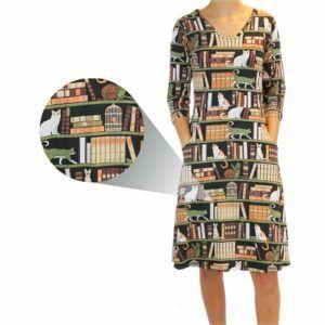 Catalog of Feline Fiction Dress