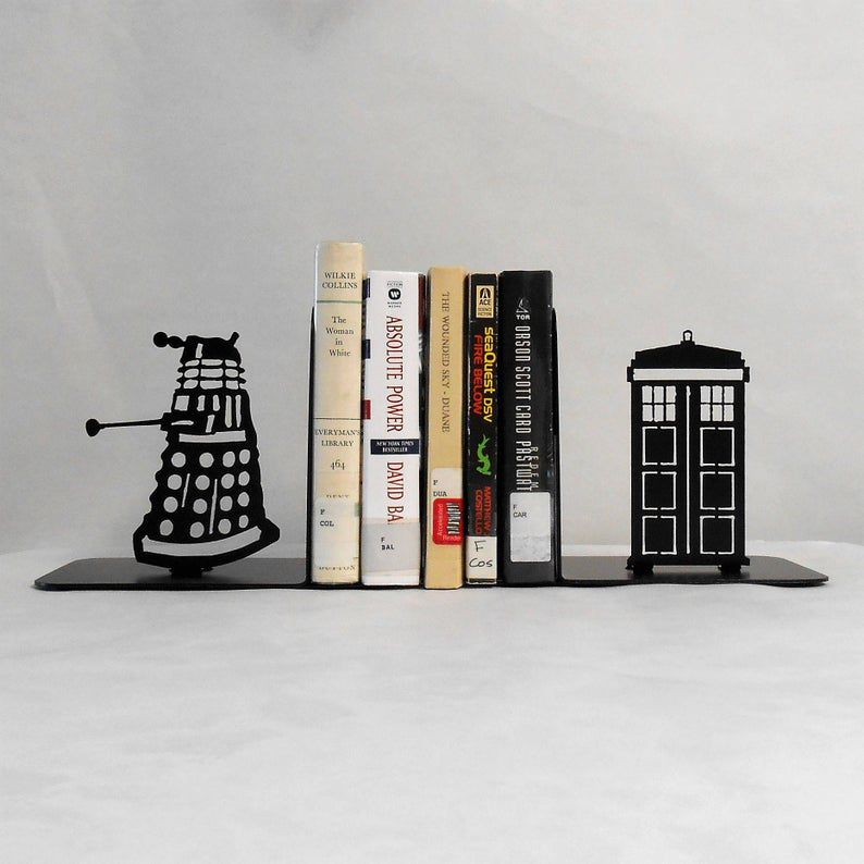 https://www.etsy.com/listing/560921533/dr-who-metal-art-bookends