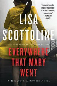 Everywhere That Mary Went Book Cover