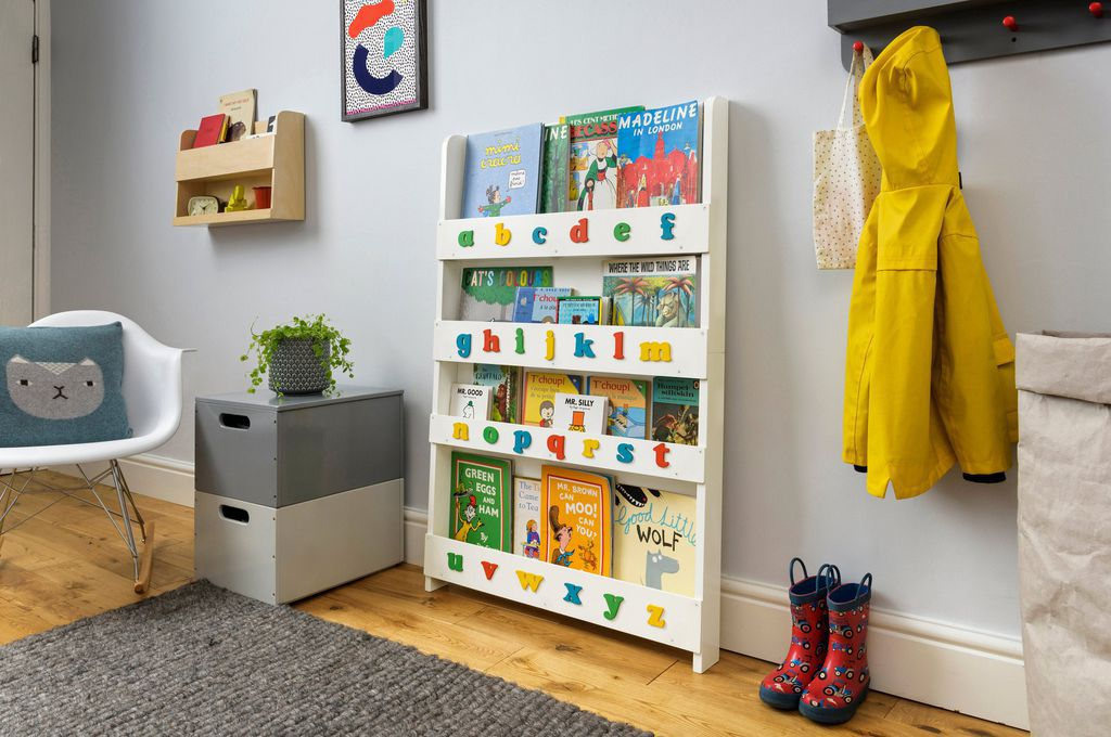 Children's bookshelf from Etsy https://www.etsy.com/listing/638791043/childrens-bookcase-white-wood-kids?ga_order=most_relevant&ga_search_type=all&ga_view_type=gallery&ga_search_query=children%26%2339%3Bs+bookshelf&ref=sr_gallery-4-3&organic_search_click=1