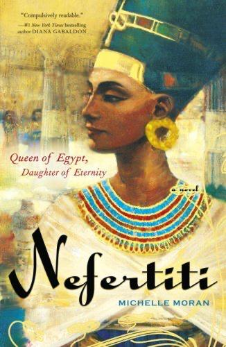 cover image of Nefertiti by Michelle Moran