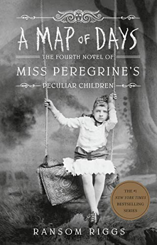 cover image of Map of Days by Ransom Riggs