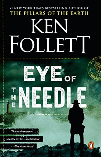 cover of Eye of the Needle by Ken Follett