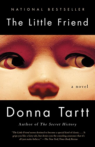 cover image of Donna Tartt's The Little Friend