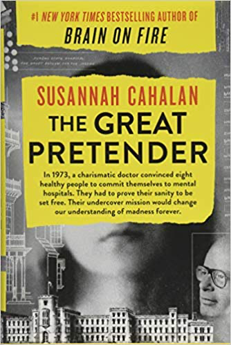 cover image of The Great Pretender by Susan Cahalan