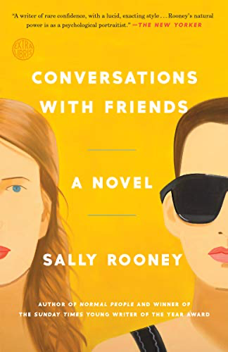 cover image of Conversations with Friends by Sally Rooney