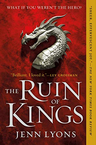cover image of the ruin of kings by Jenn Lyons