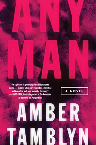 cover of Any Man by Amber Tamblyn