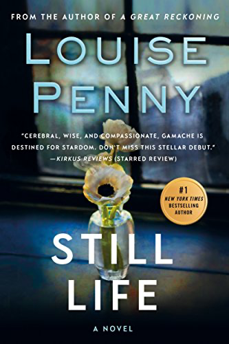 cover fo Still Life by Louise Penny