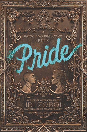 cover image of Pride by Ibi Zoboi