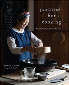 Japanese Home Cooking by Sonoko Sakai