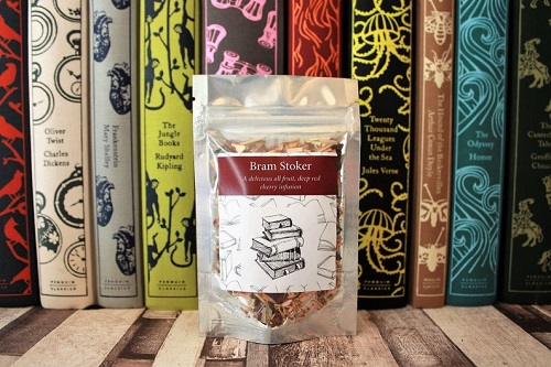 literary teas dracula themed gifts