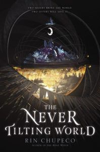 The Never Tilting World cover