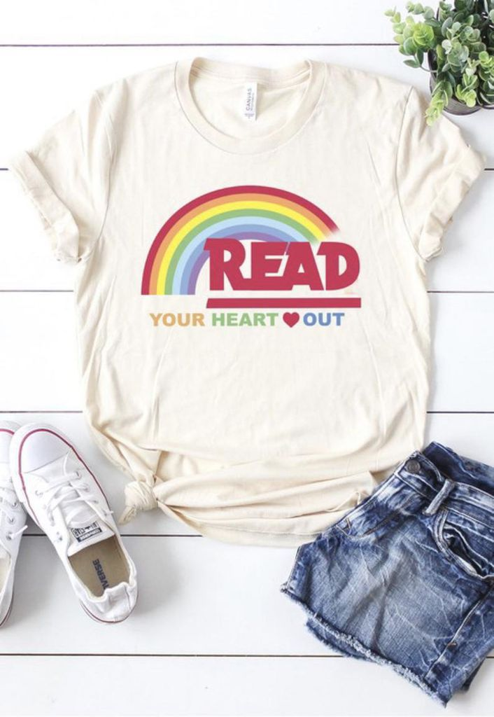 Read Your Heart Out shirt