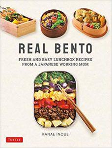 Real Bento by Kanae Inoue
