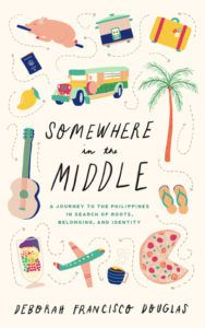 Somewhere In The Middle book cover