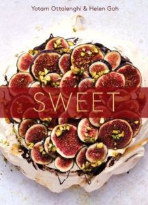 Sweet by Helen Goh and Yotam Ottolenghi book cover