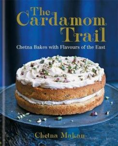 The Cardamom Trail by Chetna Makan book cover