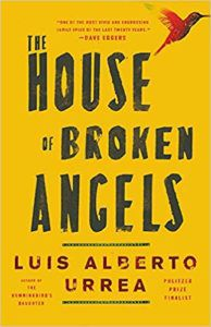 The House of Broken Angels cover