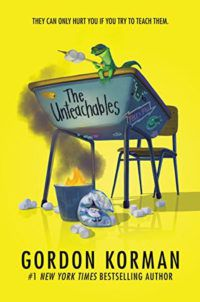 The Unteachables top middle grade books