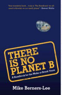 There is No Planet B Book Cover