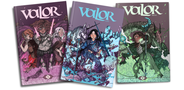 https://www.kickstarter.com/projects/1987386669/valor-anthology-volume-3?ref=section-comics-illustration-projectcollection-2-staff-picks-category
