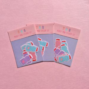 Yakult Mini Stickers