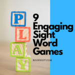 9 Engaging Sight Word Games