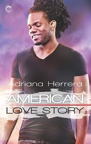 American Love Story. Book cover.