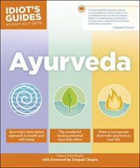 Ayurveda Idiot's Guide cover