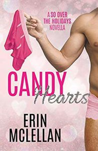 cover of Candy Hearts by Erin McLellan
