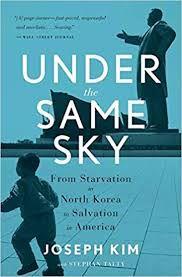 Cover of Under the Same Sky by Joseph Kim
