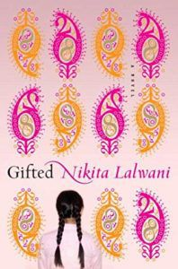 book cover for gifted by nikita lalwani books about child prodigies