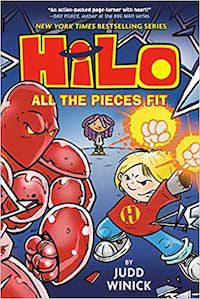 Hilo All the Pieces Fit_Judd Winick